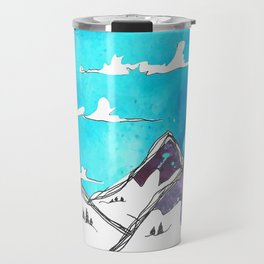 Mount Funk Travel Mug