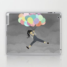 Balloon Ride Laptop & iPad Skin