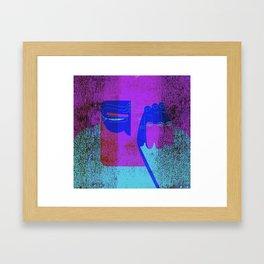 Hands 3 Framed Art Print