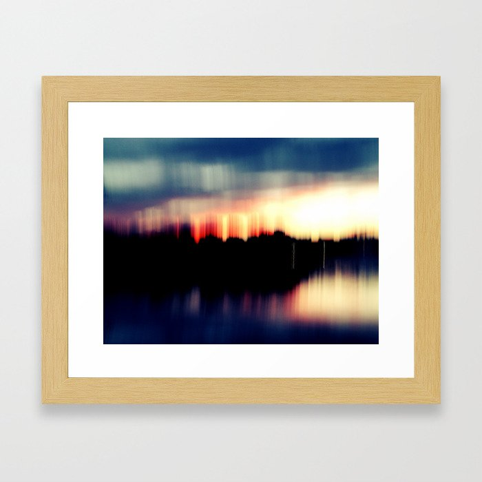 A Dying Day Framed Art Print