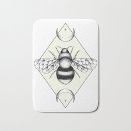 Bee Confident Bath Mat