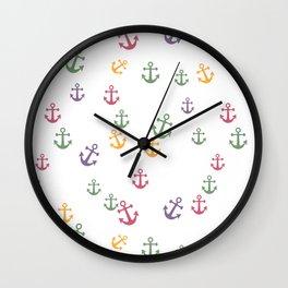 Fun sea anchor . 2 Wall Clock