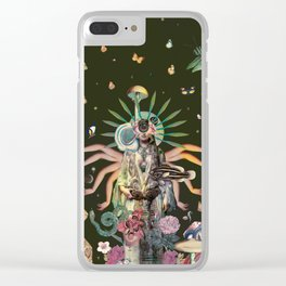 Logic of a Dream Clear iPhone Case