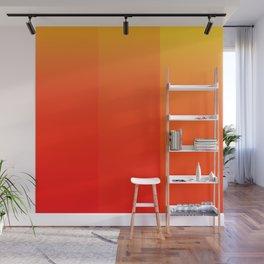 Colors (Orange) Wall Mural