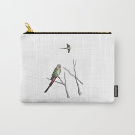 Princess Parrot Carry-All Pouch