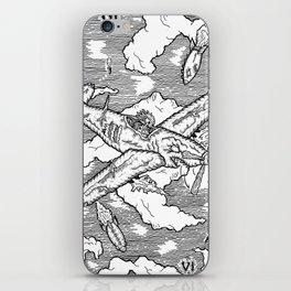 """""""Bombs Away"""" iPhone Skin"""