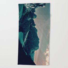 Mountain Call Beach Towel