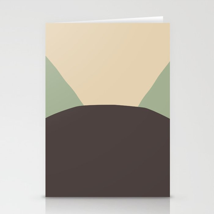 Deyoung Chocomint Stationery Cards