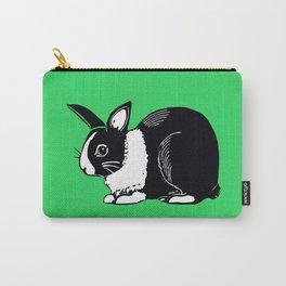 Dutch Rabbit Carry-All Pouch