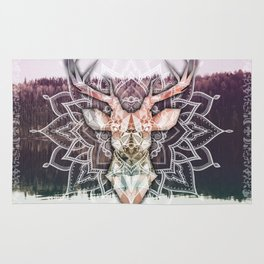 The Stag Rug