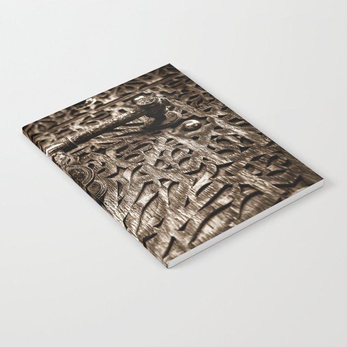 Old Door Notebook