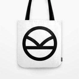 KINGSMAN - Black Logo Tote Bag