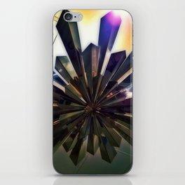 Textured Fixture 2 iPhone Skin