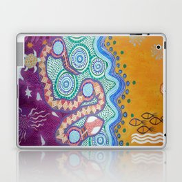 Rainbow Serpent Laptop & iPad Skin