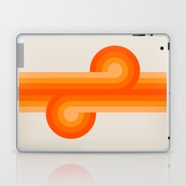 Creamsicle Knots Laptop & iPad Skin