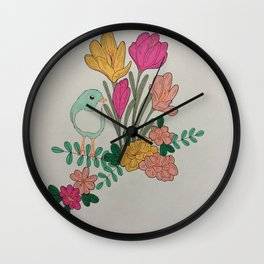 Waiting in Time Wall Clock