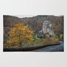 Castle Eltz Germany Rug