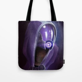 Mass Effect: Tali'Zorah vas Normandy Tote Bag