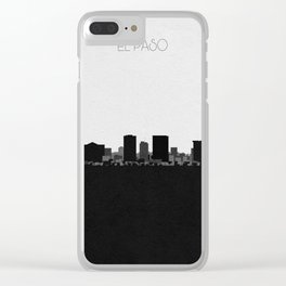 City Skylines: El Paso Clear iPhone Case
