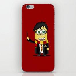 Harry Potter Minion iPhone Skin