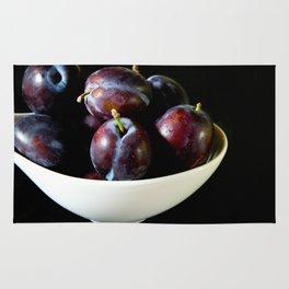 Franconian plums4 Rug