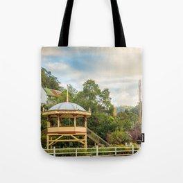 Walhalla Bandstand Tote Bag