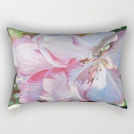 The Air We Breathe Rectangular Pillow