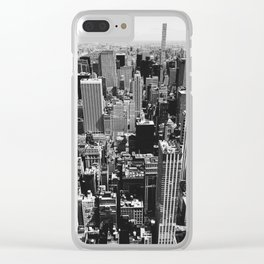 get em high Clear iPhone Case